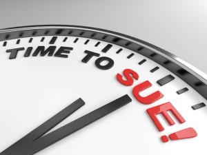 Statute of Limitations sets your time to sue for personal injury in New York State.