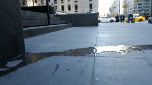 New York Sidewalk Accident Lawsuits