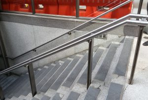 Hurt on Outdoor Concrete Stairs in NYC?