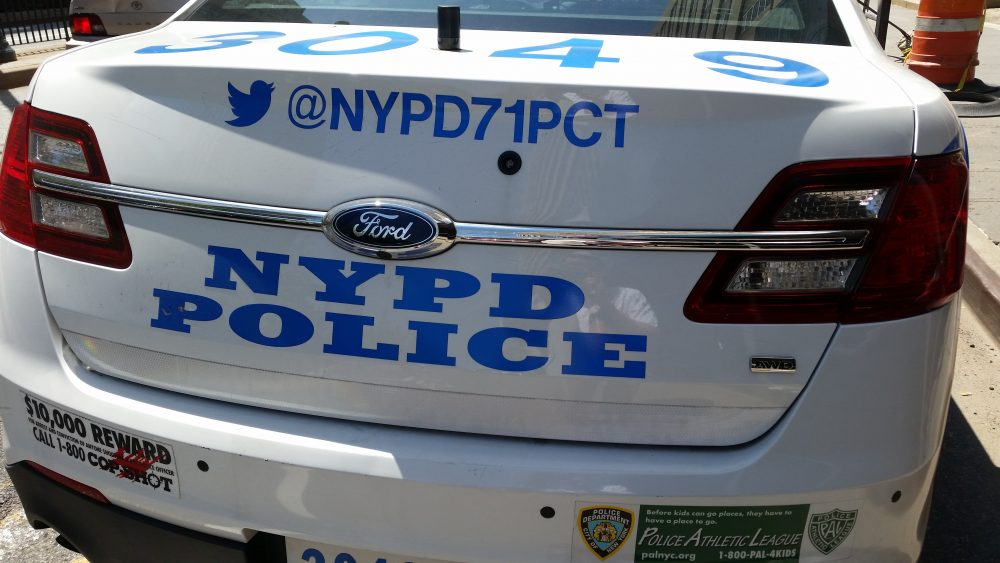 NYPD Squad Car Crash - New York Serious Injury Lawyers